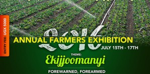 Ejijjomanyi – Forewarned, Forearmed! 2016 Annual Farmers Exhibition