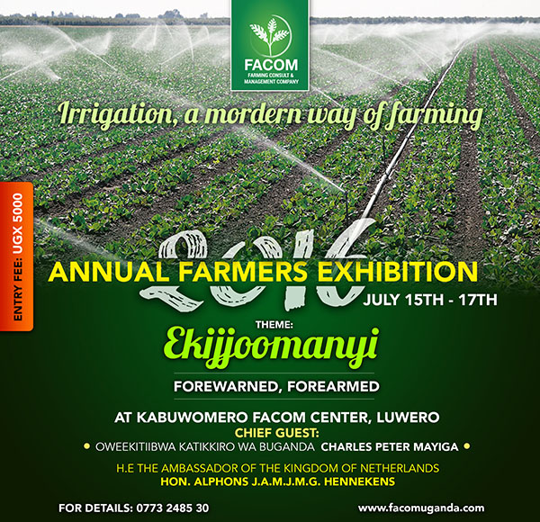 ejijjomanyi  u2013 forewarned  forearmed  2016 annual farmers