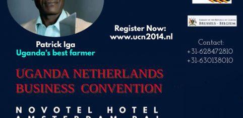 Uganda Netherlands Business Convention